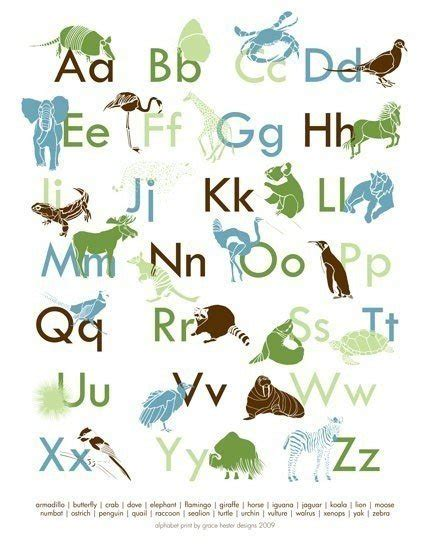 animals that start with the letter y