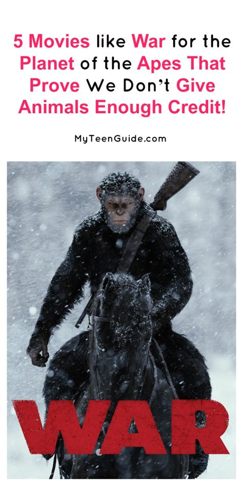 film online war for the planet of the apes 5 movies like planet of the apes to watch tonight myteenguide
