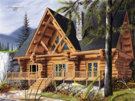 lake cottage plans with loft lake cabin with loft plans cool log cabin plans cool