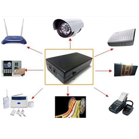Smart Portable Mini Ups 5v2a 4000mah Black smart portable mini ups 5v 2a 2000mah black jakartanotebook
