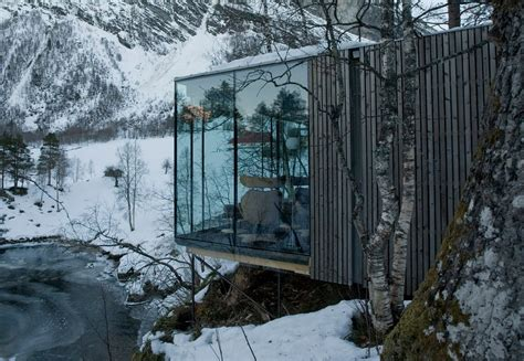 juvet landscape hotel juvet landscape hotel architectuul