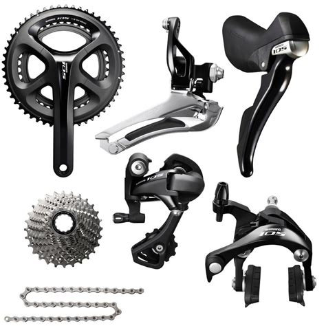 Shimano 105 Group Set 5800 | your complete guide to shimano 2016 road bike groupsets