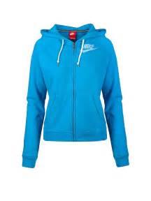 Nike Damen Sweatjacke by Nike Damen Sweatjacke Blau Xs