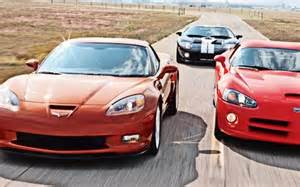 Ford Gt Vs Corvette 2006 Ford Gt Vs Dodge Viper Srt10 Vs Chevrolet Corvette