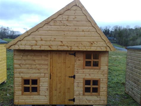 Wooden Sheds Northern Ireland by Riverside Garden Sheds Playhouses Northern Ireland