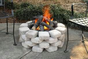 Portable Backyard Fire Pit Some Intelligent And Helpful Outdoor Fire Pit Designs