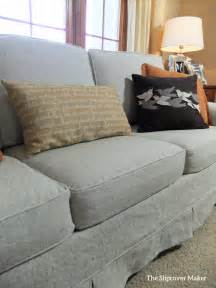linen slipcovers the slipcover maker