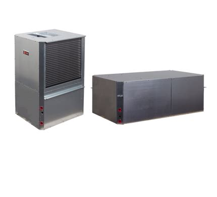 water source heat trane commercial
