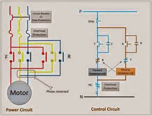 power circuit for forward and motor elec eng world