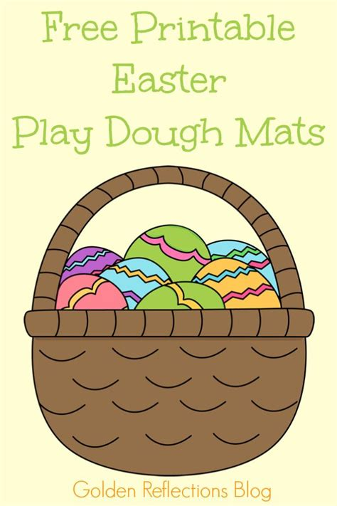 free printable spring playdough mats 25 best ideas about play dough mats on pinterest play