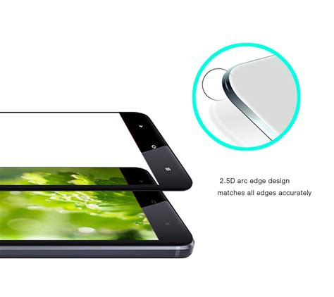 Tempered G Ultra Screen Redmi Note 4x Black Gold White dealsmachine asling tempered glass cover screen for xiaomi redmi note 4x ultra thin