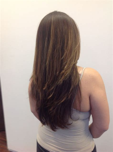 best stylist for long layers in dc long cascading layers dres hair salon scottsdale az