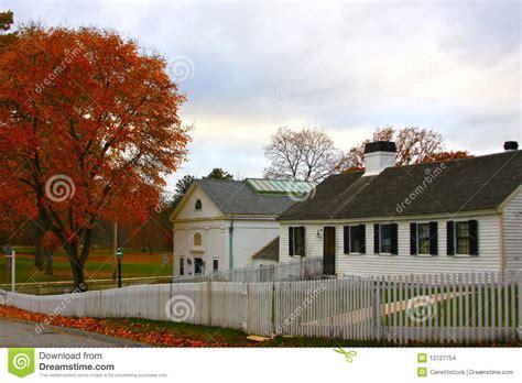white wooden new england farmhouse stock photo getty images farmhouses new england stock images image 12727754
