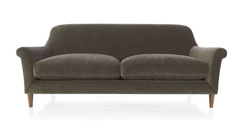 industries sofa crate barrel 17 best hh couches images on canapes couches