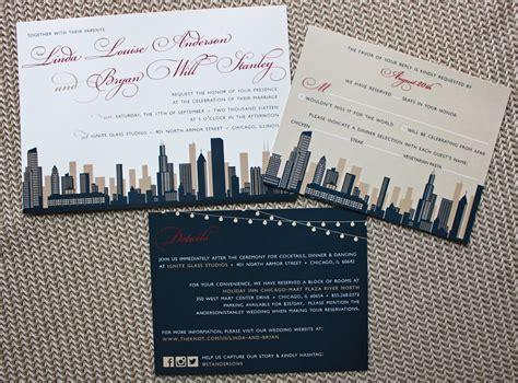 wedding invitations in chicago page 2 of 111 emdotzee designs