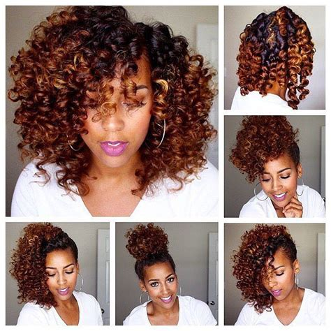 nautral hair om flex rods with braid 167 best images about flexi rods on natural hair on