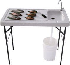 cabela s fish cleaning table cleaning fish and get hooked on