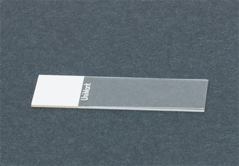 precision cover glasses and microscope slides