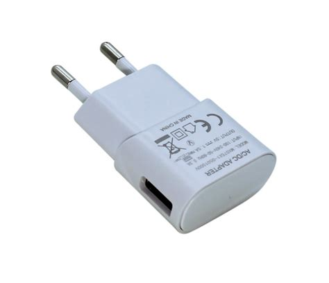 Adaptor Usb 5v 1a 5v 1a 1 5a 1 8a 2a usb power adapter usb output