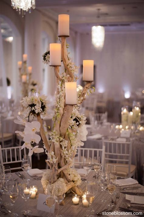 Floral & Event Design by Stoneblossom   Belle Mer Weddings