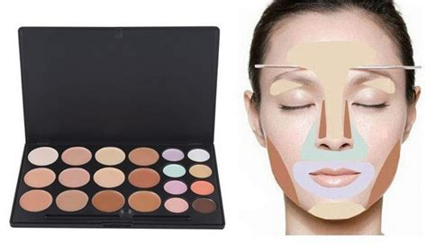 Eyeshadow Caring concealer makeup makeup vidalondon