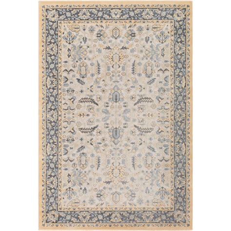 butter rugs artistic weavers thalor butter 8 ft x 10 ft area rug s00151066569 the home depot