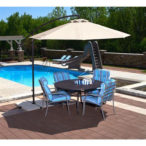 Small Cantilever Patio Umbrella Patio Umbrellas Royal Swimming Pools