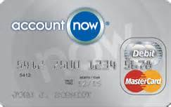 Credit Cards For Bad Credit Scores With No Annual Fee by Accountnow R Prepaid Mastercard R Credit Com