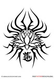 Lotus Tribal Tribal Lotus Design Www Imgkid The Image Kid Has It