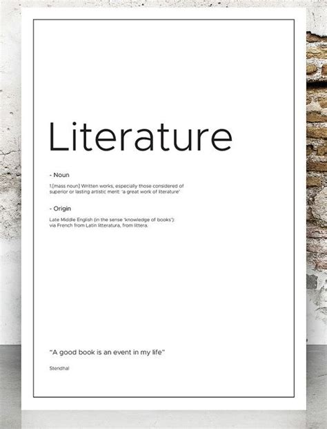 literature definition 25 best ideas about literature definition on