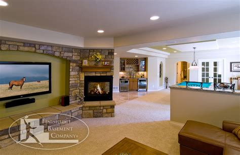 basement family entertaining traditional basement