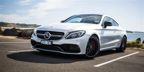c63 mercedes amg 2017 mercedes amg c63 s coupe review caradvice