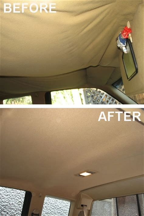 car ceiling upholstery repair bad ass custom cars trucks luxury vehicles