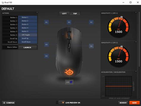 Cyborg Mouse Gaming Dpi Color Lighting Usb Cyborg X3 Ghost steelseries rival 100 review