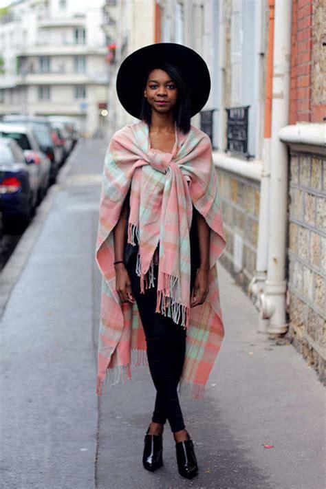Dress Pashmina Endomoda Wp 20 20 style tips on how to wear blanket scarves gurl