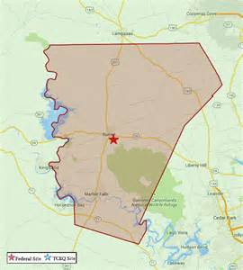 burnet county map superfund in burnet county tceq www tceq gov