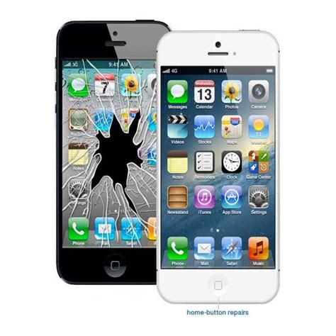 Service Lcd Iphone 5 iphone 5 repair and fix service broken lcd expressfixphone