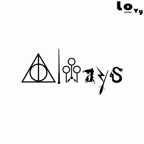 Wall Sticker Wholesale harry potter symbolism reviews online shopping harry