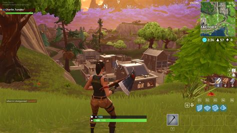 fortnite for pc how well does fortnite run graphics settings guide and pc