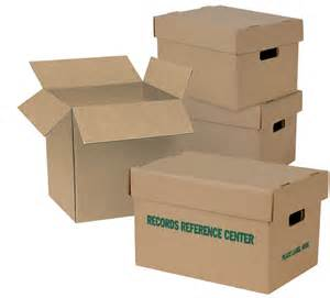 Cardboard boxes products amp services washington state correctional