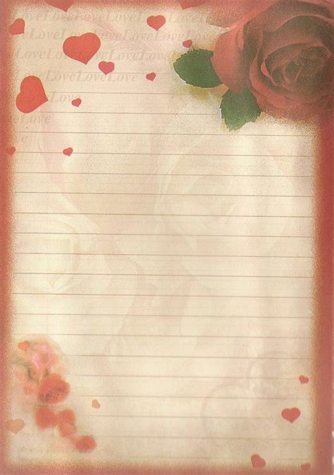 sor aorak hb llktab aalyha love letter papel de carta