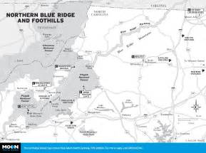printable travel maps of carolina moon travel guides