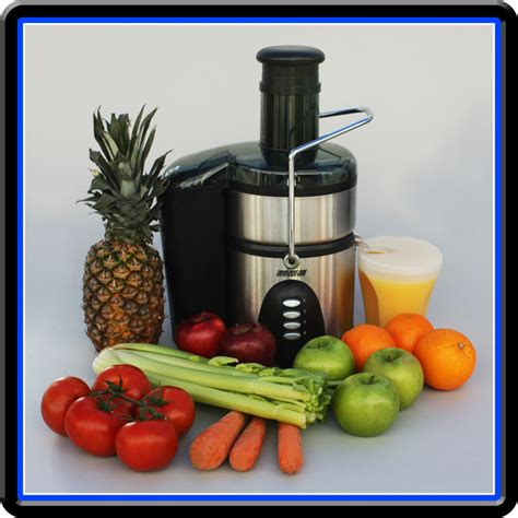 Juicer Turbo 2 speed quot turbo juice quot 1000 watt stainless steel fruit