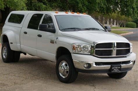 2008 dodge ram 3500 mega cab 4x4 6 7l diesel navigation