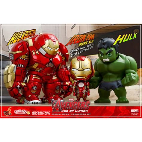 Iron Vi Toys Cosbaby Ironman 6 age of ultron cosbaby mini figures series 1 5 box