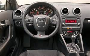 Audi A 3 Interior 2012 Audi A3 Reviews And Rating Motor Trend