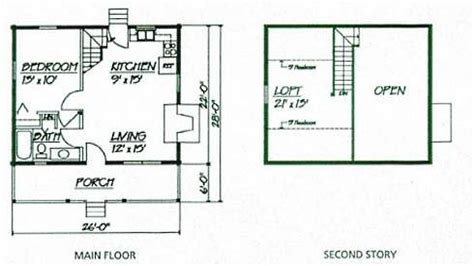 Small Log Cabin Floor Plans With Loft by Small Rustic Cabin Floor Plans Painted Floor Rustic Barn