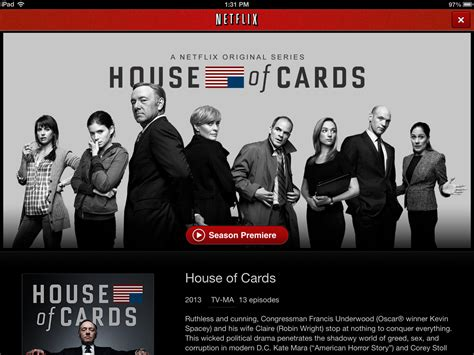Is House Of Cards On Netflix by Netflix Valuation Is Not A House Of Cards