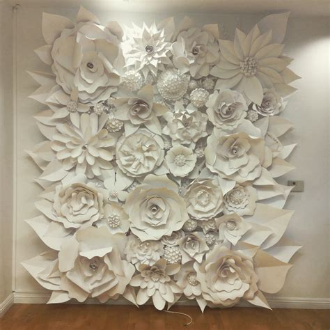 Cherry Decorations For Home 3d paper flower wonder wall collection and sculptures