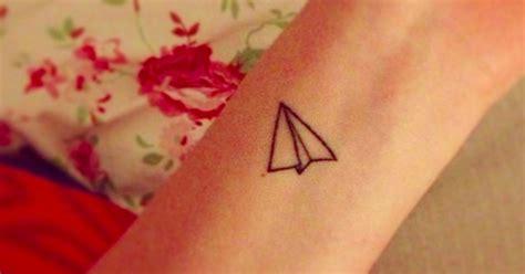 tattoo paper video 29 attractive aeroplane wrist tattoos